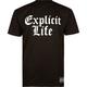 ROCKSMITH Explicit Life Mens T-Shirt