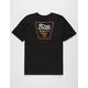 BRIXTON Portero Mens T-Shirt