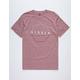 VISSLA Diamond Trail Mens T-Shirt