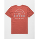 RIP CURL Archer Mens Pocket Tee
