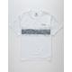 VISSLA Testa White Boys T-Shirt