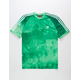 ADIDAS Originals Pharrell Williams Hu Holi adicolor Green Mens Tee