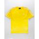 ADIDAS Originals Pharrell Williams Hu Holi adicolor Yellow Mens Tee