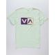RVCA Static Box Mens T-Shirt