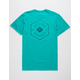 QUIKSILVER Hexa Gone Mens T-Shirt