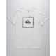 QUIKSILVER Beat The Heat Mens T-Shirt