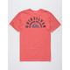 QUIKSILVER Circle Of Grunge Mens T-Shirt