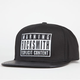 ROCKSMITH Explicit Logo Mens Snapback Hat