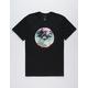 QUIKSILVER Gradient Palm Mens T-Shirt