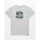 QUIKSILVER Captain Cavern Boys T-Shirt