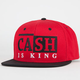 ROCKSMITH Cash Mens Snapback Hat