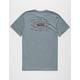 VANS Off The Wall Shaper Mens T-Shirt