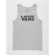 VANS Classic Heather Grey Mens Tank Top