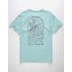 RVCA Desert Tomb Mens T-Shirt