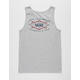 VANS Off The Wall Shape Mens Tank Top