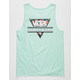 VANS Retro Tri Mens Tank Top