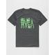 RVCA Big Torn Black Boys T-Shirt