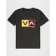 RVCA Static Box Boys T-Shirt
