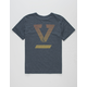VISSLA Underline Boys T-Shirt