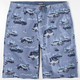 ROCKSMITH Pop The Trunk Mens Shorts