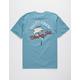 SALTY CREW Striped Marlin Mens T-Shirt