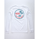 VANS Mini Dual Palm Boys T-Shirt