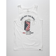 VANS Fourth Of Brew-Ly Mens Tank Top