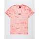 VANS Bleached Out Mens T-Shirt