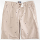 ROCKSMITH Crown Till Mens Shorts