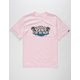 VANS Check & Palms Boys T-Shirt