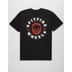 SPITFIRE Classic Bighead Black Mens T-Shirt