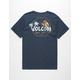 VOLCOM El Loro Loco Mens T-Shirt