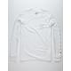 BILLABONG Unity Sleeves White Mens T-Shirt