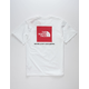 THE NORTH FACE Red Box Boys T-Shirt