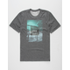 HURLEY Dri-FIT Cause & Effect Mens T-Shirt