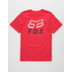 FOX Heritage Forge Boys T-Shirt