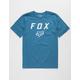 FOX Legacy Moth Boys T-Shirt