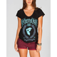 FAMOUS Stars & Straps Crest Womens Tee