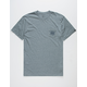 VANS Triangle Mens Pocket Tee
