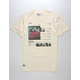 LIRA Charted Mens T-Shirt