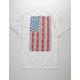 VANS Ameri Can Mens Pocket T-shirt