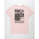 RVCA Security Mens Pocket Tee