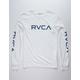 RVCA Big RVCA Sleeves Mens T-Shirt