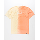 HUF Split Dye Mens T-Shirt