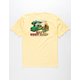 HUF Body Shop Mens T-Shirt