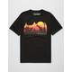 LRG Astro Sunset Mens T-Shirt