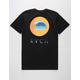 RVCA Nathans Wave Mens T-Shirt