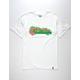 HUF Hibiscus Mens T-Shirt