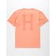 HUF Over-Dye Classic H Mens T-Shirt