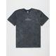HUF Worldwide Black Mens T-Shirt